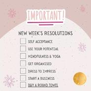 Check-list du jour 😉 #mood #important #checklist #day